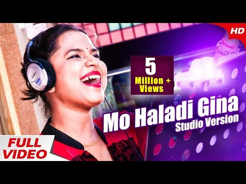 Mo Haladi Gina - Studio Version | Asima Panda & Beautiful | Moon Movies | Sidharth TV