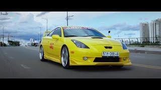Yellow Celica VietNam V1 - Diện Mạo Mới của 7th Celica Andy Vu