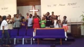 St. John missionary Baptist Church Clarksville Tennessee