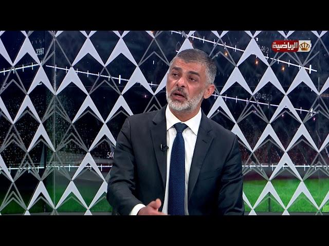 ثامر العدوان: اتمنى على الإعلام وجماهير النادي أن تكون المرحلة القادمة إيجابية والوقوف مع النادي