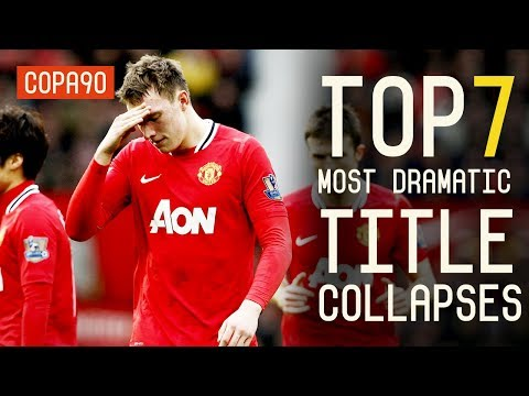 7 Most Dramatic Title Collapses