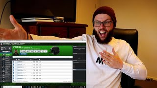 Rugby Player Drafts FANTASY FOOTBALL Roster For The First Time! (WATCH AT OWN RISK)