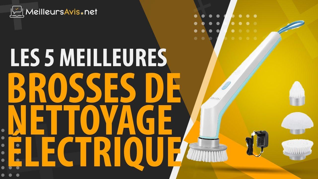 Appareil Pour Nettoyer Salle De Bain meilleure brosse de nettoyage électrique - avis et guide d'achat