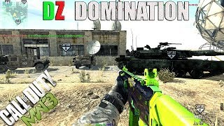COD MW3 MULTIPLAYER DZ GAMEPLAY DOMINATION  DOME PC 2019