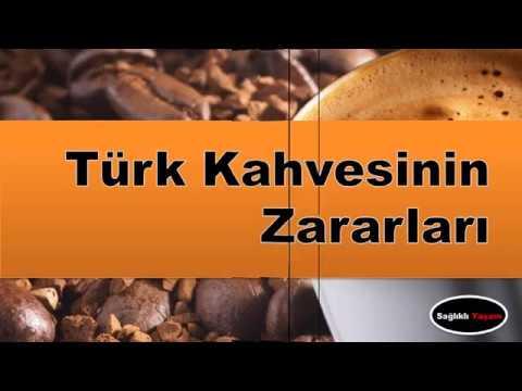 Türk Kahvesinin Zararları