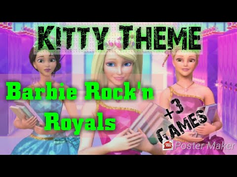 Barbie Kitty Theme|kitty Party Theme|club Party Theme|one Minute Game|themes For Parties|games|kitty