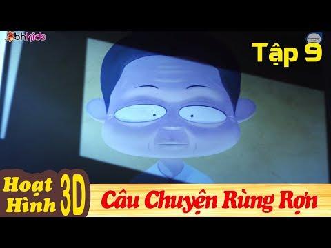 Phim Hoạt Hình Hay Nhất 2018 - CÂU CHUYỆN RỪNG RỢN - Binh Đoàn Người Máy T-Buster- Phim Hoạt Hình 3D