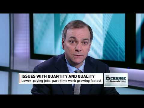 New report argues that job quality is down as employment rises