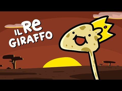 IL RE GIRAFFO (Un Musical Completamente Originale)