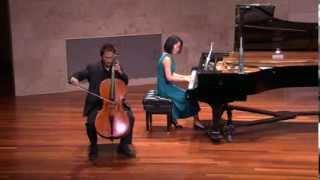 River Flows in You cello cover (Yiruma/Liu) revisited
