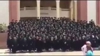 أيمن موسى طالب هندسة بتقدير 15 سنة سجن..توفى والده وتخرجت دفعته وخطابه أبكى الفيس بوك