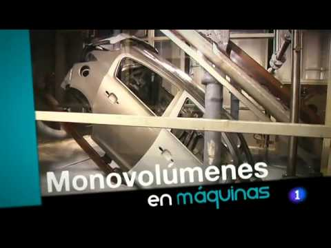 Fabricando Made in Spain: Monovolúmenes OPEL