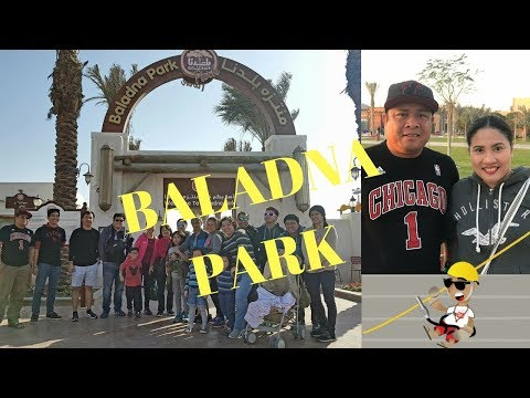Baladna Park + Pearl of Beirut + Get Ready with Me   Vlog #5   DynsVlog💛