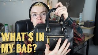 Whats in my Bag Tag?