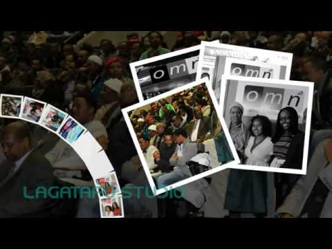 OROMIA MEDIA NETWORK LAUNCH DAY MARCH 01,2014 Edited By Girma Gemeda