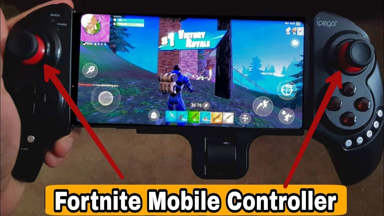 how to play fortnite android with a controller play to fortnite mobile with xbox one controller - android fortnite controller compatible