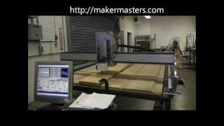 Students Make A Cnc Router Table - First Cut