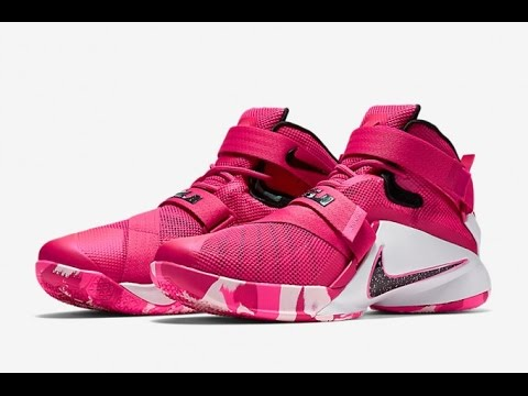 timeless design cc4e4 55a49 Nike LeBron Soldier IX (9)