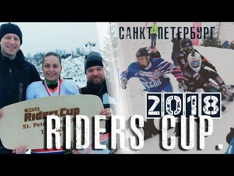 Этап Кубка мира по скоростному спуску на коньках Riders Cup 2018 Санкт Петербург.