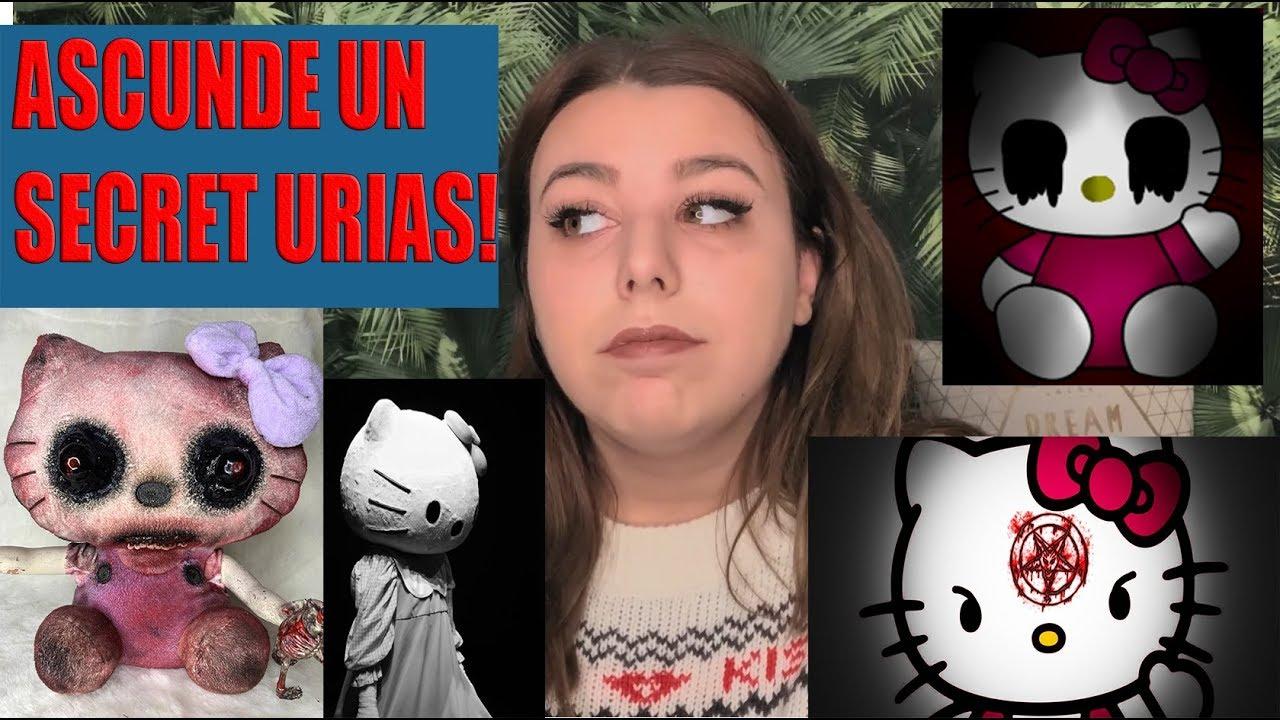 DE CE AR TREBUI SA ITI FIE FRICA DE HELLO KITTY!(POVESTEA REALA)
