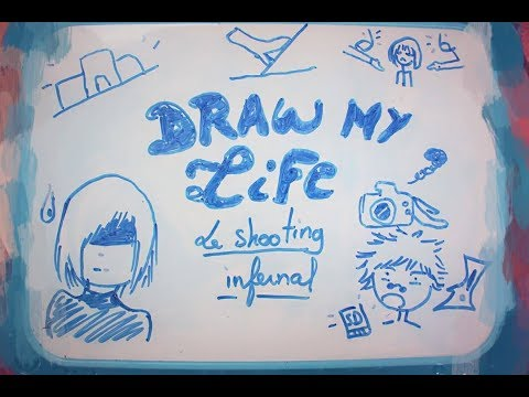 DRAW MY LIFE : Le shooting photo cosplay infernal