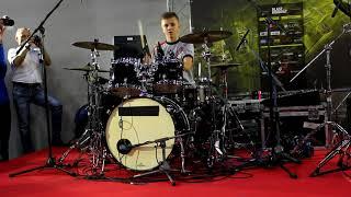 �������� ���� Даниил Варфоломеев - финал Drummers United 2017! ������