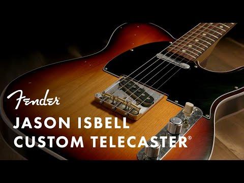 Exploring The Jason Isbell Custom Telecaster | Artist Signature Series | Fender