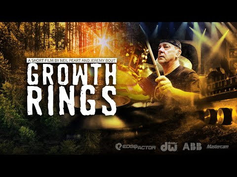 """""""Growth Rings: A Short film narrated by Neil Peart"""""""