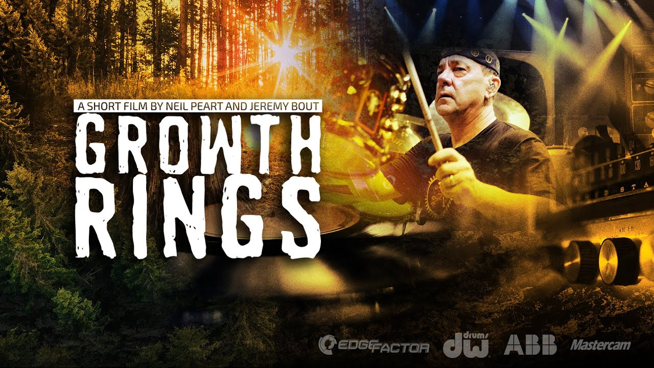 "Growth Rings: A Short film narrated by Neil Peart"" - YouTube"