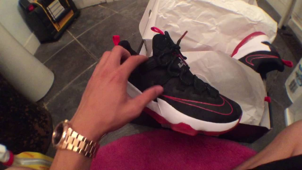094f2837ed2 ... coupon for lebron 13 low breds review on feet youtube 74e2b fc55e