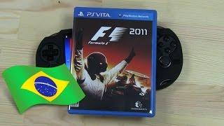 PS Vita: Fórmula 1 Gameplay (Português/BR)