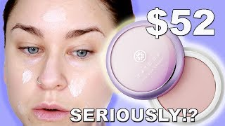 TATCHA SILK CANVAS FACE PRIMER! Review/Demo/Wear test! | Beauty Banter