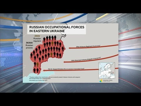 Russia's War in Eastern Ukraine: The Staggering Statistics