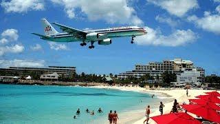 Los 10 Aterrizajes Areos Ms Espectaculares Del Mundo
