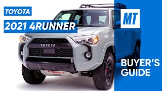 homepage tile video photo for 2021 Toyota 4Runner TRD PRO REVIEW | MotorTrend Buyer's Guide