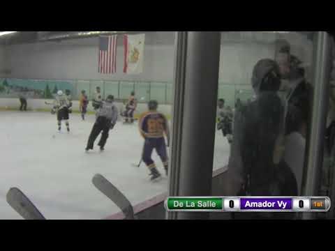 De La Salle Hockey vs Amador Valley (5-12-18) - Pure League Championship