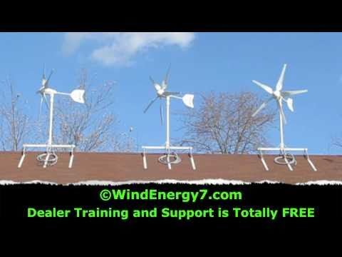 Small Wind Turbine Manufacturers - Ohio