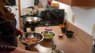 Creamy Tarragon Chicken & Asparagus Recipe