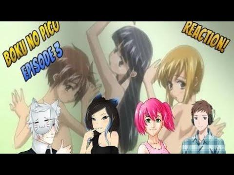 Boku no pico episode 2 not censored