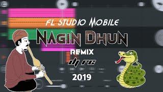 [ Download FLM ]NAGIN DHUN REMIX - RC || FL STUDIO MOBILE 2019