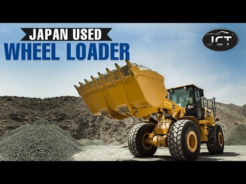 Japan Used Wheel Loader