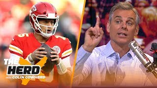 Blazin' 5: Colin's picks for the 2018-19 NFL Divisional Playoff Round | NFL | THE HERD