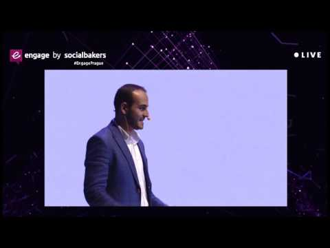 Challenges Facing Publishers - Al Jazeera Network at  #EngagePrague