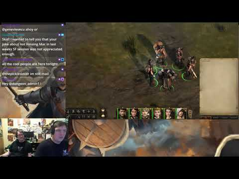 Pathfinder: Kingmaker with Skid and Grant Episode 004 - Pair of Kings