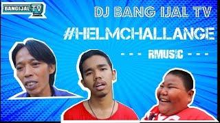 Helm Challenge Haters Tai Kambing Versi Bang IJAL TV