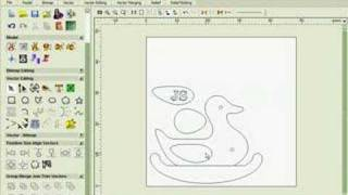 Artcam - Simple 2d Wooden Toy _ From A Stetch