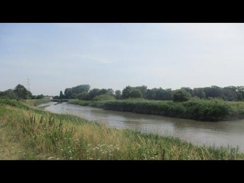 Gentbrugge : Zomergeluiden langs de Schelde door Catherine Boone