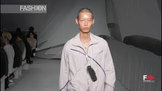 COTTWEILER Spring Summer 2019 Menswear London - Fashion Channel