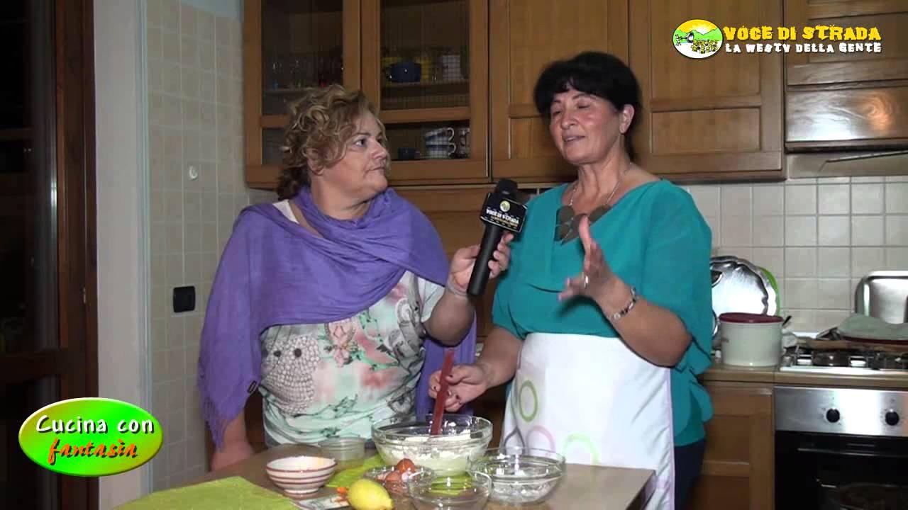 Voce di Strada - Cucina con fantasia: dolci di pasta frolla