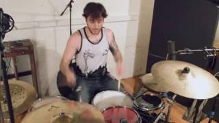 Tech N9NE ft Ces Cru - PBSA - Drum cover